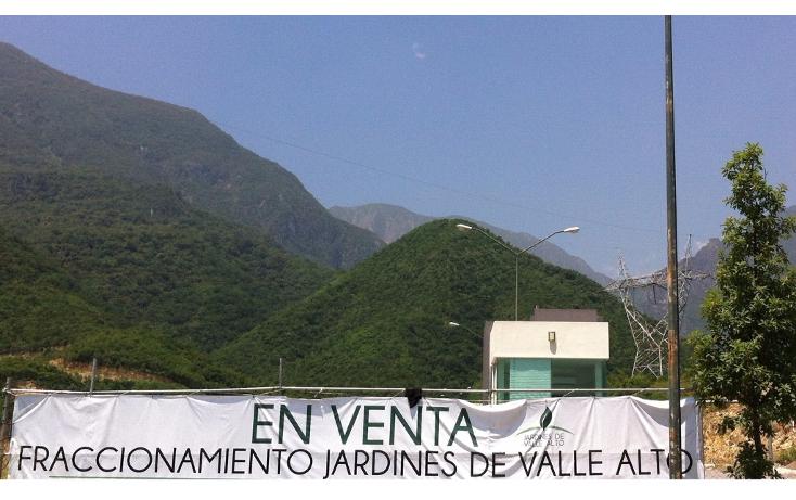 Foto de terreno habitacional en venta en  , valle alto, monterrey, nuevo le?n, 1452937 No. 04