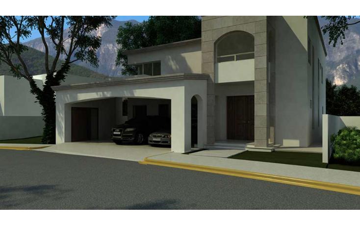 Foto de casa en venta en  , valle alto, monterrey, nuevo león, 1737462 No. 01