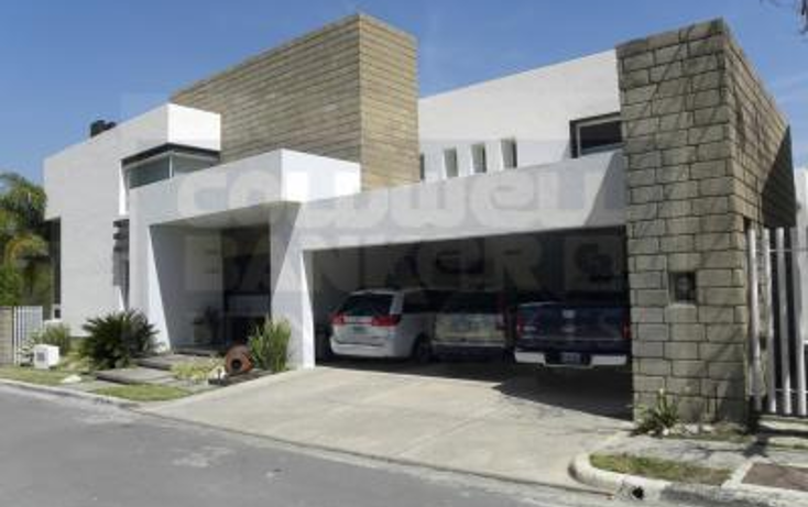 Foto de casa en venta en  , valle alto, monterrey, nuevo le?n, 1836700 No. 01