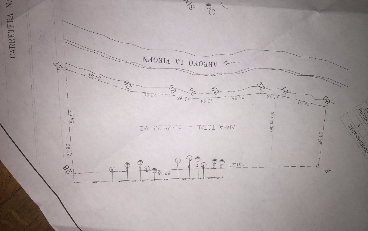 Foto de terreno comercial en venta en  , valle alto, monterrey, nuevo león, 2038290 No. 02