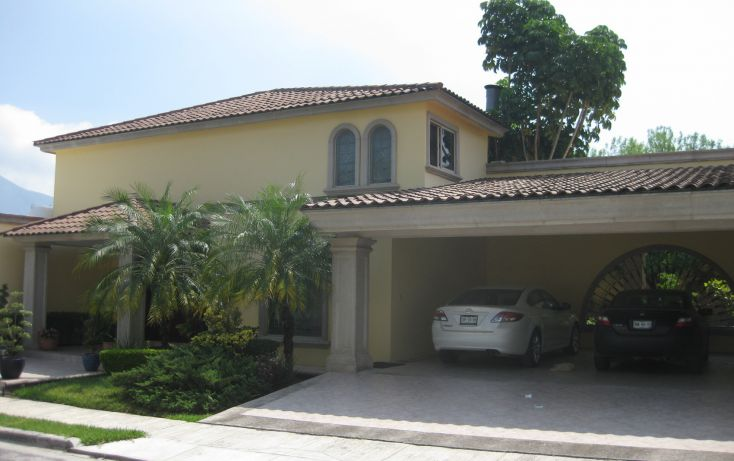 Foto de casa en venta en, valle alto, santiago, nuevo león, 1833297 no 01