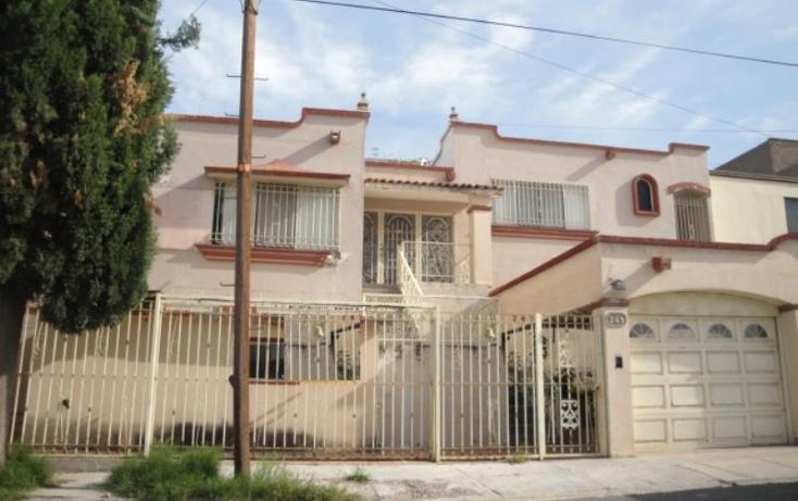 Foto de casa en venta en  , valle campestre, g?mez palacio, durango, 896159 No. 01