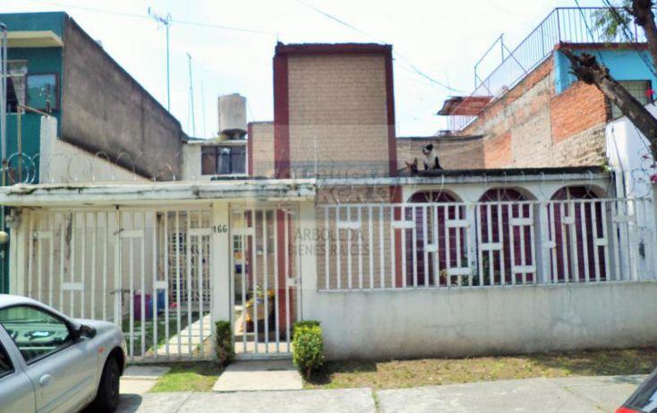 Foto de casa en venta en valle ceylan, saltillo 166, valle ceylán, tlalnepantla de baz, estado de méxico, 1398281 no 01