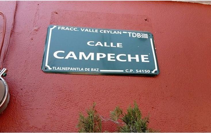 Foto de casa en venta en  , valle ceylán, tlalnepantla de baz, méxico, 1245219 No. 06