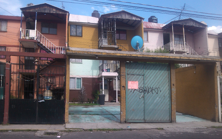 Foto de departamento en venta en  , valle de anáhuac sección a, ecatepec de morelos, méxico, 1172231 No. 02