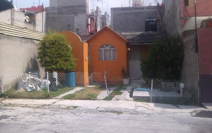 Foto de casa en venta en  , valle de anáhuac sección a, ecatepec de morelos, méxico, 1238001 No. 01