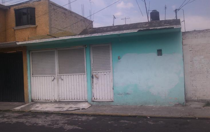 Foto de casa en venta en  , valle de anáhuac sección a, ecatepec de morelos, méxico, 1280161 No. 01