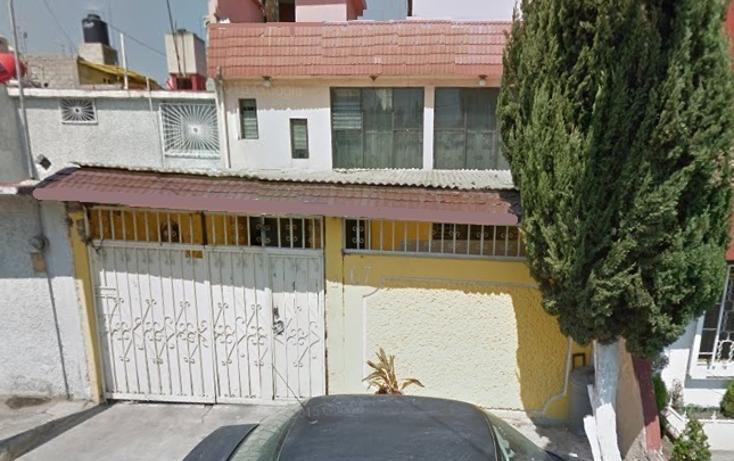 Foto de casa en venta en  , valle de aragón 3ra sección oriente, ecatepec de morelos, méxico, 1624451 No. 01