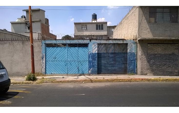 Foto de terreno habitacional en venta en  , valle de aragón 3ra sección oriente, ecatepec de morelos, méxico, 1698276 No. 01