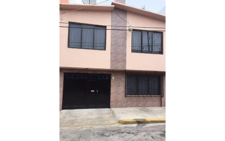 Foto de casa en venta en  , valle de aragón, nezahualcóyotl, méxico, 1202255 No. 01