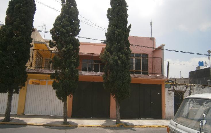 Foto de casa en venta en  , valle de aragón, nezahualcóyotl, méxico, 1828668 No. 01