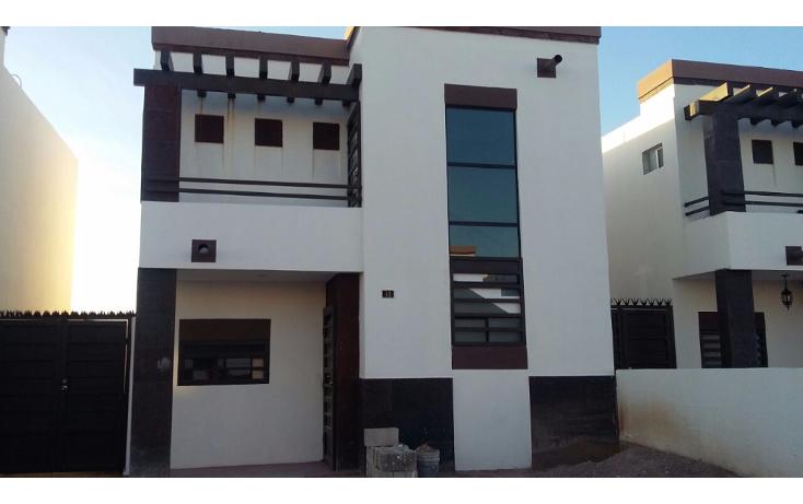 Foto de casa en renta en  , valle de arandas, hermosillo, sonora, 1273711 No. 01