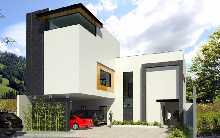 Foto de casa en venta en, valle de bosquecinos 2da etapa, monterrey, nuevo león, 1318137 no 01