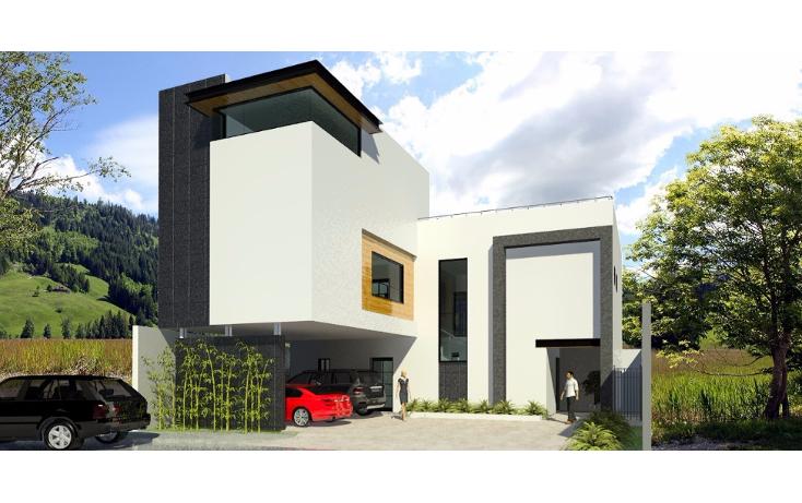 Foto de casa en venta en  , valle de bosquecinos 2da etapa, monterrey, nuevo león, 1318137 No. 01