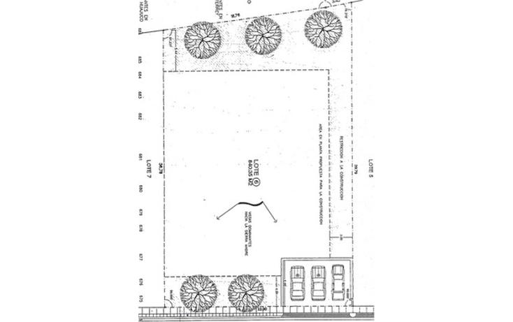 Foto de terreno habitacional en venta en  , valle de bosquencinos 1era. etapa, monterrey, nuevo le?n, 2030956 No. 02