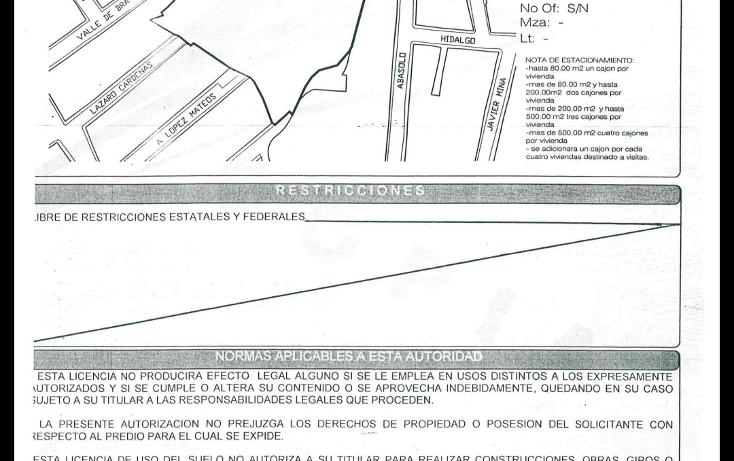 Foto de terreno habitacional en venta en valle de bravo , ex ejido de santa cecilia, tlalnepantla de baz, méxico, 3422637 No. 03