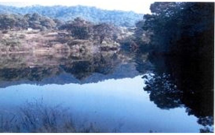 Foto de terreno habitacional en venta en  , valle de bravo, valle de bravo, méxico, 1193085 No. 01