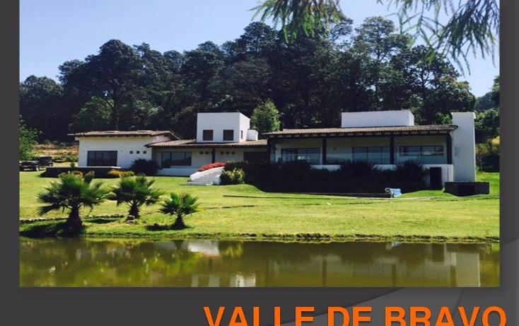 Foto de casa en renta en  , valle de bravo, valle de bravo, méxico, 1677446 No. 01