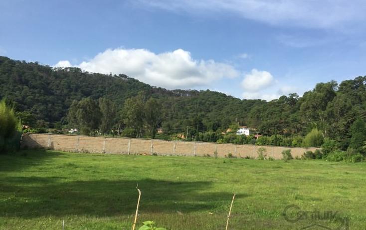 Foto de terreno habitacional en venta en  , valle de bravo, valle de bravo, méxico, 1697888 No. 07