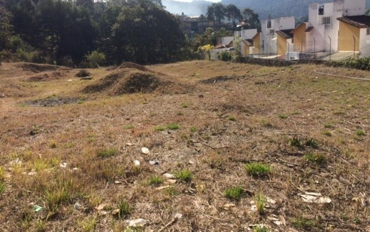 Foto de terreno habitacional en venta en los colonos , valle de bravo, valle de bravo, méxico, 1872422 No. 01