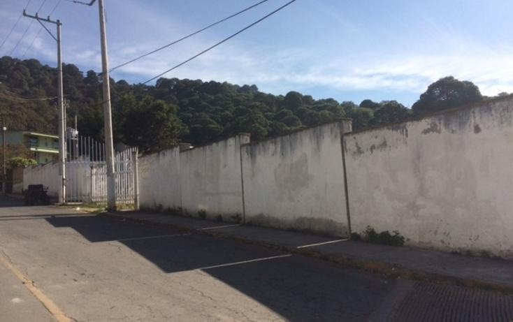 Foto de terreno habitacional en venta en los colonos , valle de bravo, valle de bravo, méxico, 1872422 No. 03