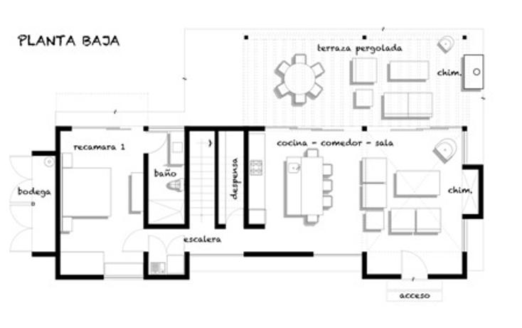 Foto de casa en venta en  , valle de bravo, valle de bravo, m?xico, 1872464 No. 14