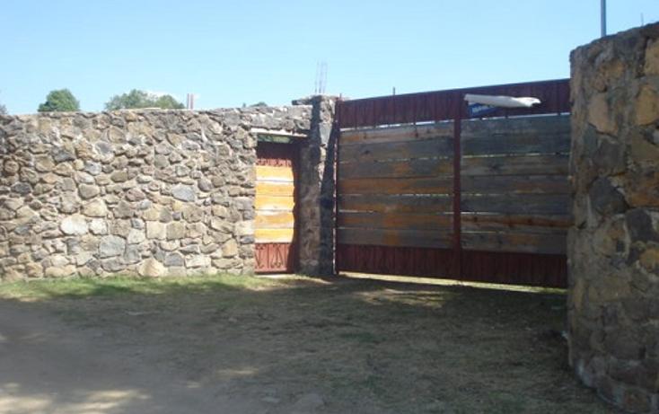 Foto de terreno habitacional en venta en  , valle de bravo, valle de bravo, méxico, 2000960 No. 01