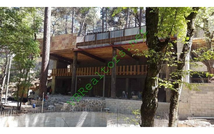 Foto de terreno habitacional en venta en  , valle de bravo, valle de bravo, méxico, 703379 No. 01