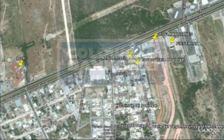 Foto de terreno habitacional en venta en valle de champagne, valle del vergel, reynosa, tamaulipas, 517531 no 02