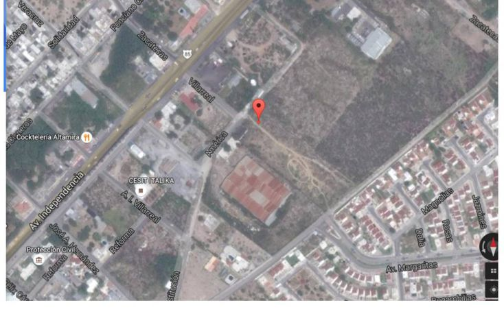 Foto de terreno comercial en venta en, valle de ciénega, ciénega de flores, nuevo león, 1597650 no 03