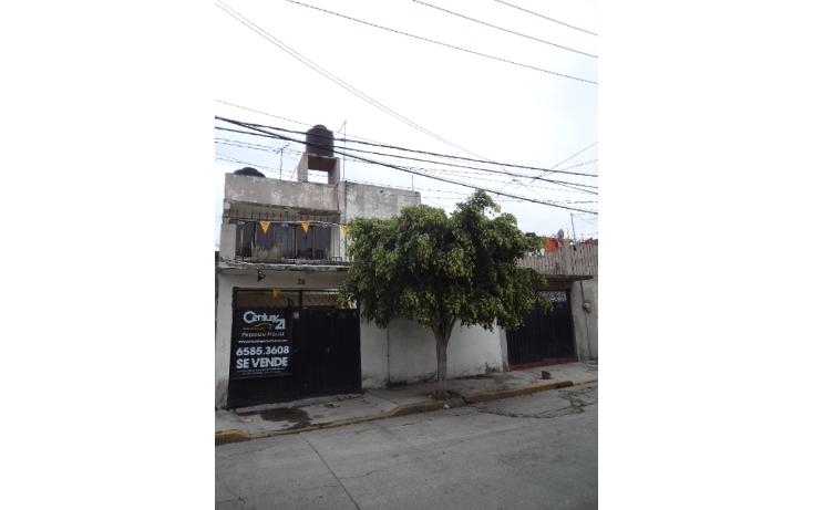 Foto de casa en venta en  , valle de ecatepec estado de m?xico ctm xiii, ecatepec de morelos, m?xico, 1448881 No. 01