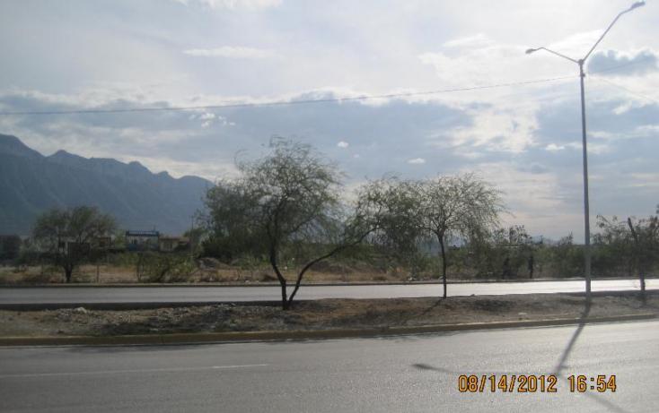 Foto de terreno comercial en venta en, valle de infonavit i sector, monterrey, nuevo león, 390373 no 02