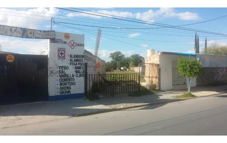 Foto de terreno comercial en venta en  , valle de jacarandas, san luis potosí, san luis potosí, 1379213 No. 02