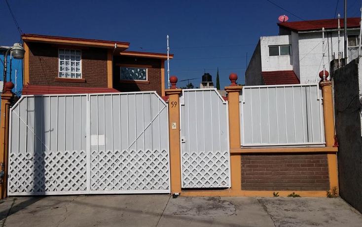 Foto de casa en venta en  , valle de la hacienda, cuautitl?n izcalli, m?xico, 1551184 No. 01