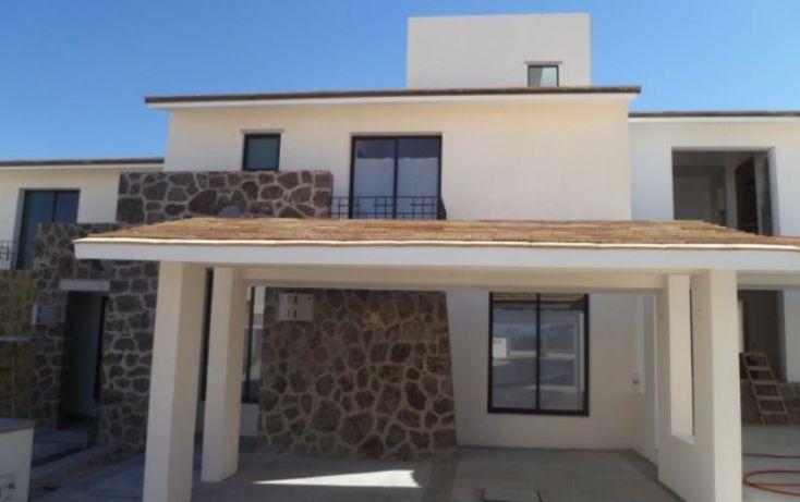Foto de casa en venta en valle de la hoja 14, desarrollo habitacional zibata, el marqués, querétaro, 1765678 no 01