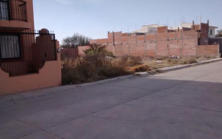 Foto de terreno habitacional en venta en valle de la misión 914, lomas del campestre 2a sección, aguascalientes, aguascalientes, 2010302 no 02