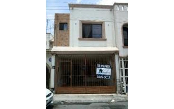 Foto de casa en venta en  , valle de las cumbres, monterrey, nuevo león, 2022017 No. 01