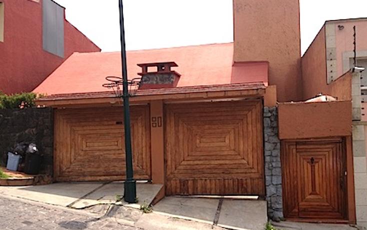 Foto de casa en venta en  , valle de las palmas, huixquilucan, m?xico, 1412905 No. 01