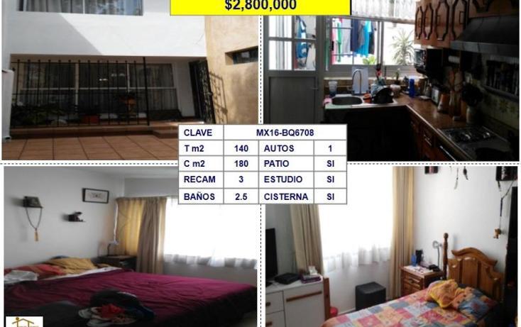 Foto de casa en venta en  , valle de los pinos 1ra sección, tlalnepantla de baz, méxico, 1702612 No. 01