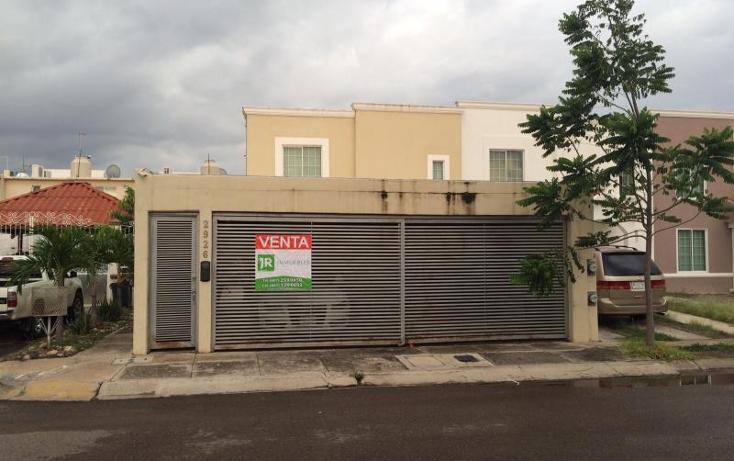 Foto de casa en venta en valle de los santos 2926, valle alto, culiac?n, sinaloa, 1326553 No. 01