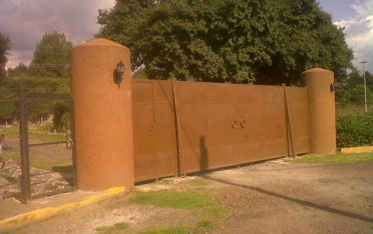 Foto de terreno habitacional en venta en valle de los sauces, centro ocoyoacac, ocoyoacac, estado de méxico, 535234 no 01