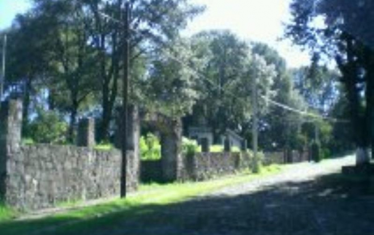 Foto de terreno habitacional en venta en valle de los sauces, centro ocoyoacac, ocoyoacac, estado de méxico, 535234 no 07