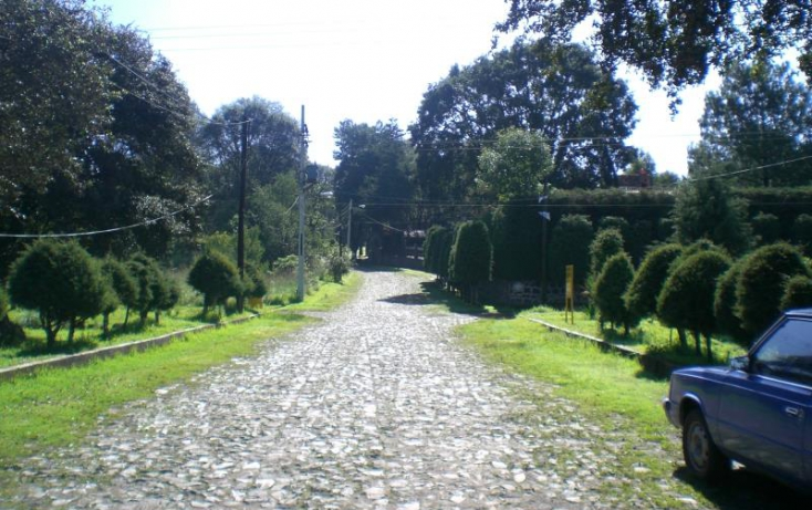 Foto de terreno habitacional en venta en valle de los sauces, centro ocoyoacac, ocoyoacac, estado de méxico, 535234 no 16