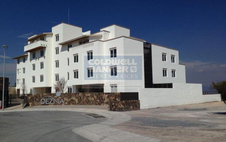 Foto de departamento en venta en valle de olaz, desarrollo habitacional zibata, el marqués, querétaro, 348508 no 01
