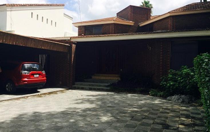 Foto de casa en venta en  , valle de san angel sect frances, san pedro garza garcía, nuevo león, 1355521 No. 33