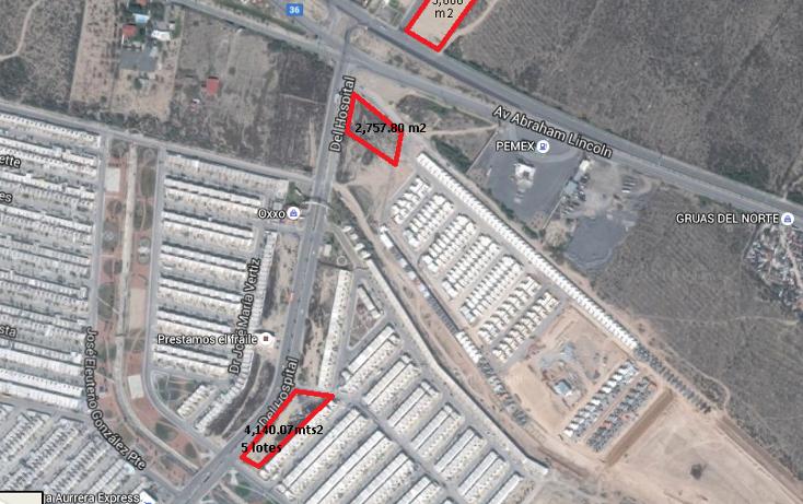 Foto de terreno comercial en venta en, valle de san blas, garcía, nuevo león, 2027054 no 01