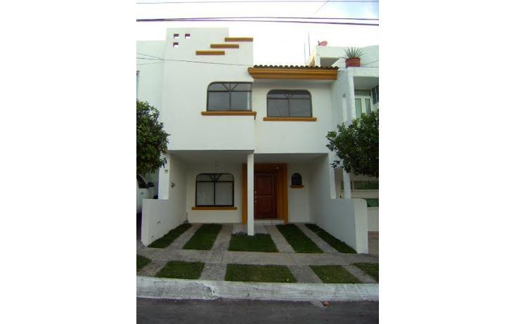 Foto de casa en venta en  , valle de san isidro, zapopan, jalisco, 1226787 No. 01