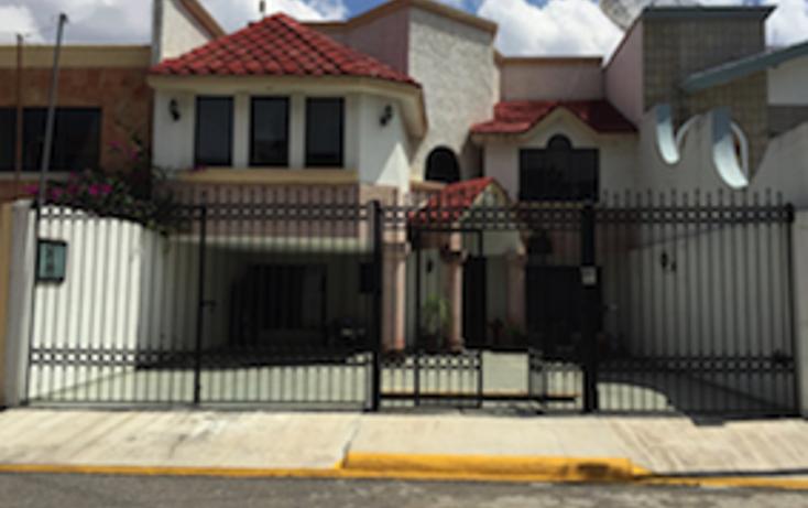 Foto de casa en venta en  , valle de san javier, pachuca de soto, hidalgo, 1526053 No. 01