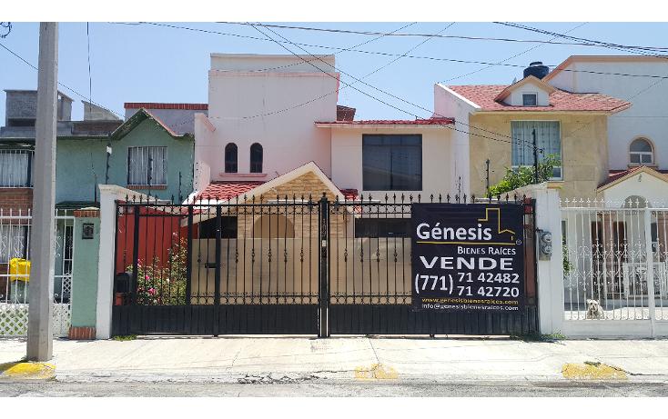 Foto de casa en venta en  , valle de san javier, pachuca de soto, hidalgo, 1895450 No. 01