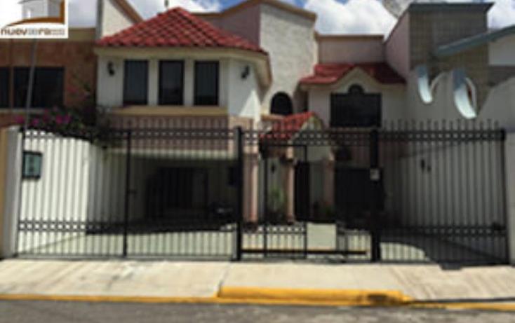 Foto de casa en venta en  , valle de san javier, pachuca de soto, hidalgo, 1980842 No. 01